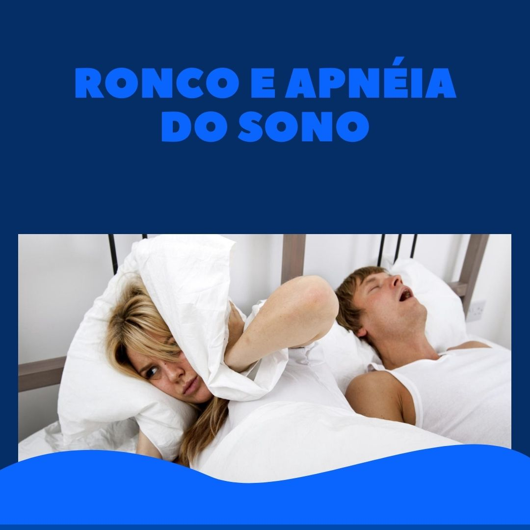Ronco e Apnéia do Sono