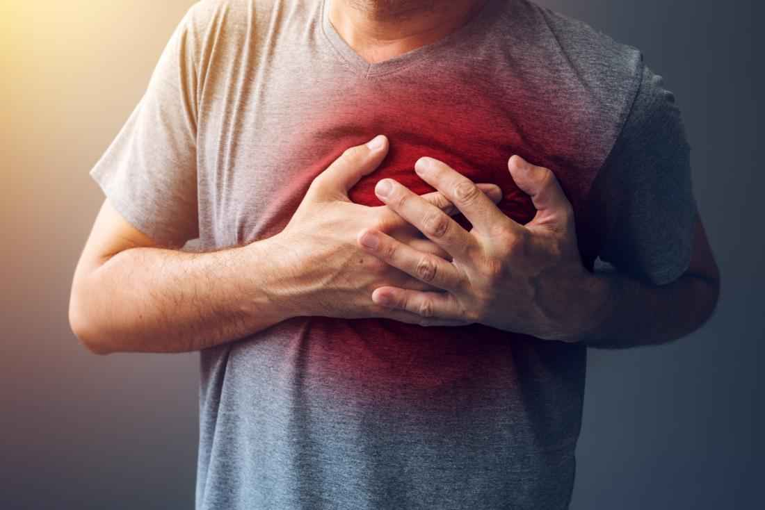 Porque os jovens estão infartando?